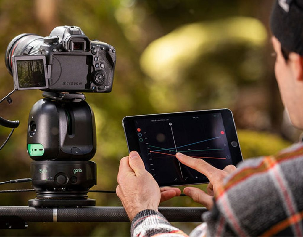 Syrp Genie 2 App gets stop motion 1