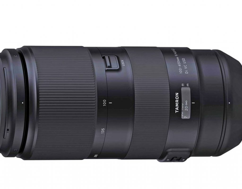 Tamron: a 100-400mm for Canon and Nikon