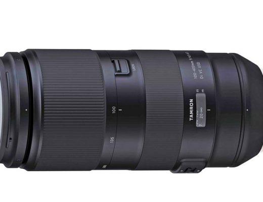 Tamron: a 100-400mm for Canon and Nikon