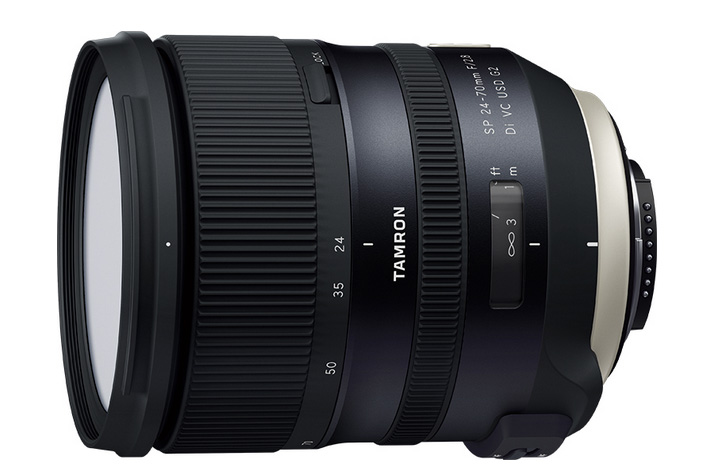Tamron's new classic: SP 24-70mm f/2.8