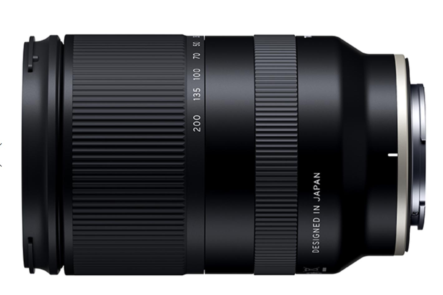 Tamron: the world's first all-in-one zoom lens starting at F2.8