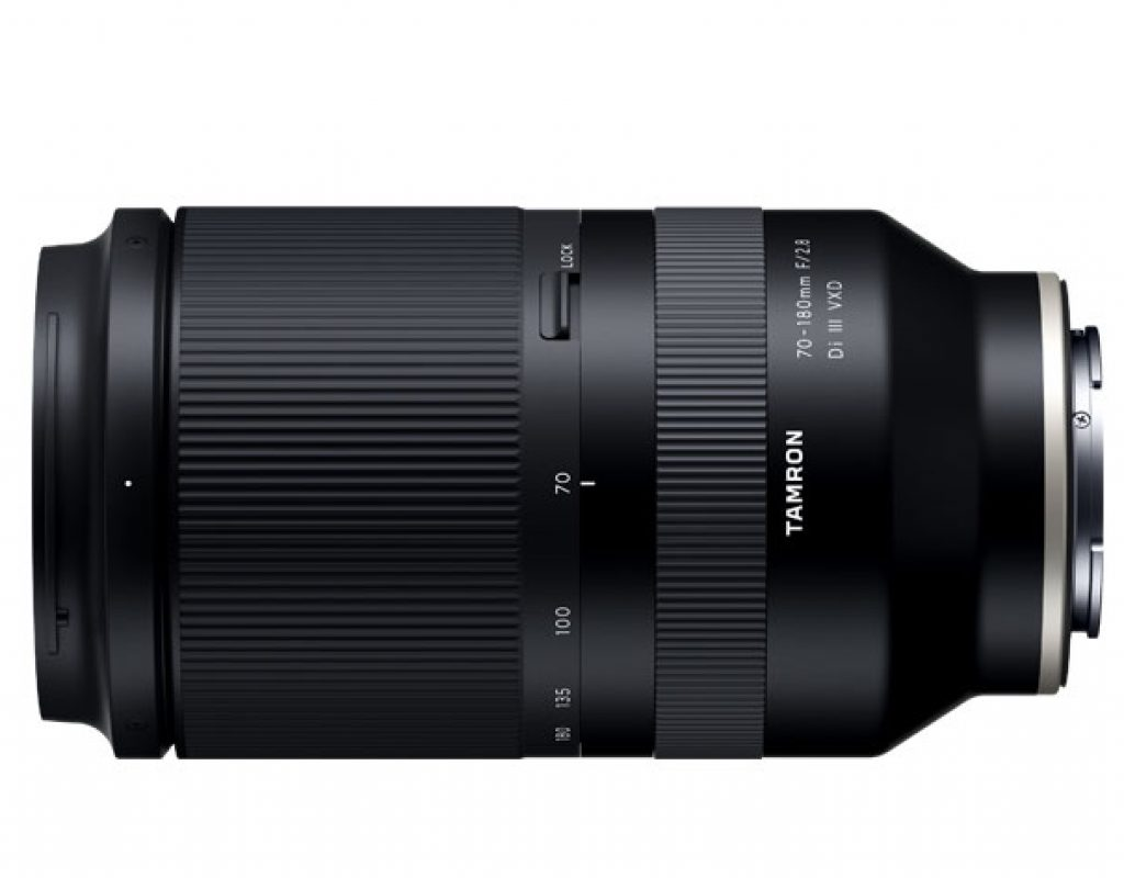 Tamron 70-180mm F/2.8 Di III VXD: light, compact and affordable