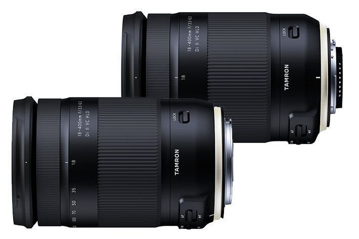 Tamron 18-400mm: the all-in-one zoom