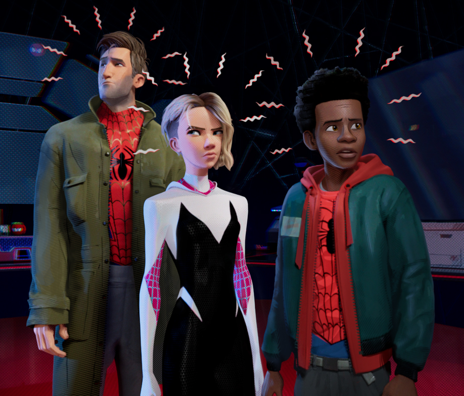 ART OF THE CUT on editing Spider-Man: Into the Spider-Verse 11