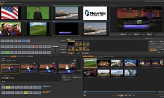 NewTek's TriCaster TCXD300 ignites 3rd multicam revolution, now in HD