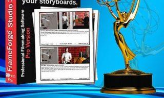 Innoventive Software wins Emmy for Technical Achievement for FrameForge Previz Studio Pre-visualization Software