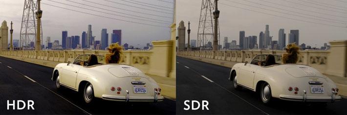 Technicolor HDR