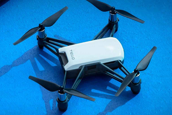 "Tello: a ""powered by DJI"" drone for $99 3"