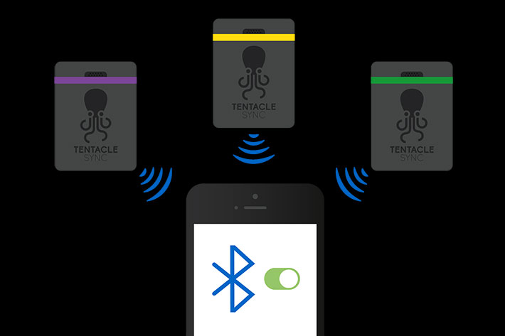 Tentacle Sync E: a pocket sized timecode generator