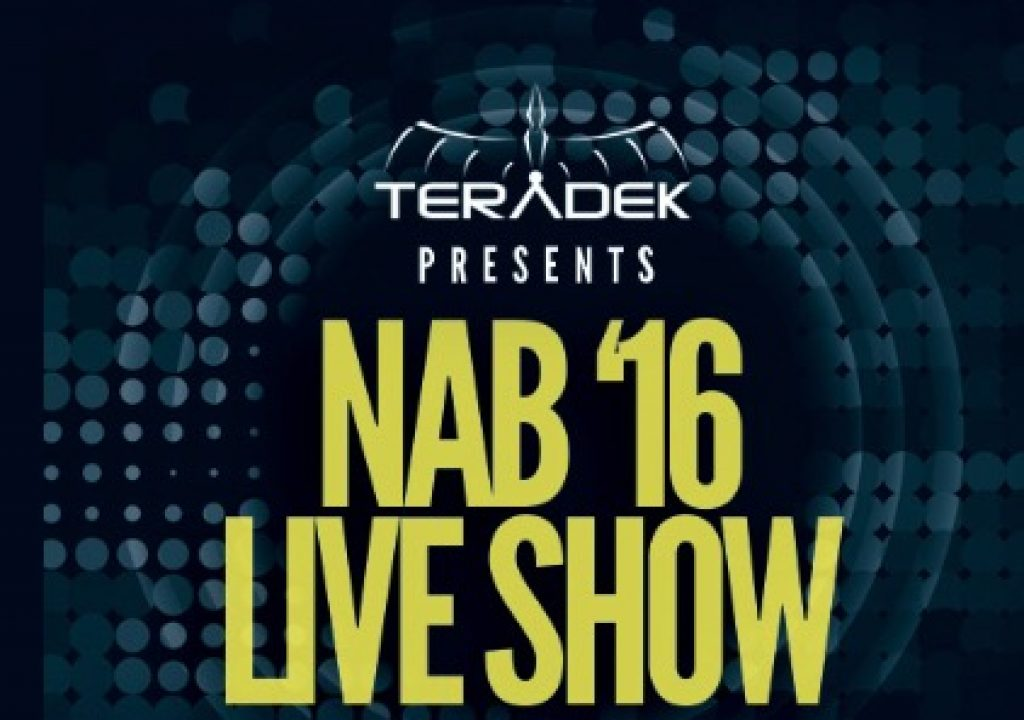 Join PVC For Our Part of the Teradek NAB '16 Live Show 1