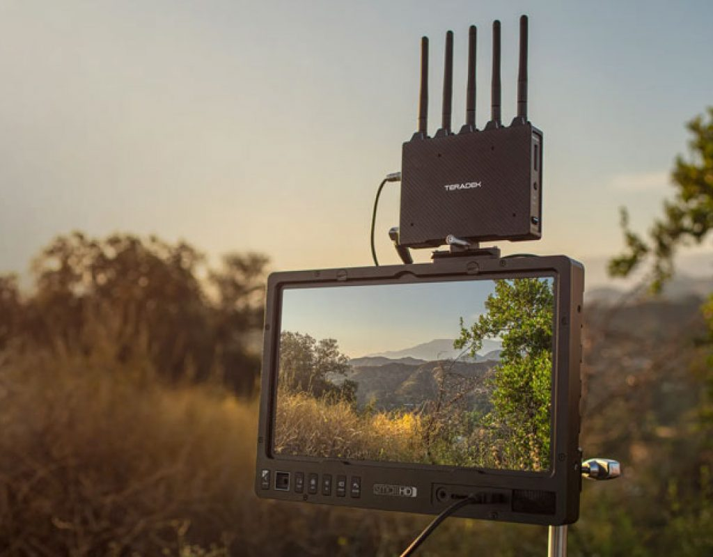 Teradek Bolt 4K: 8x the performance of current wireless video systems 3