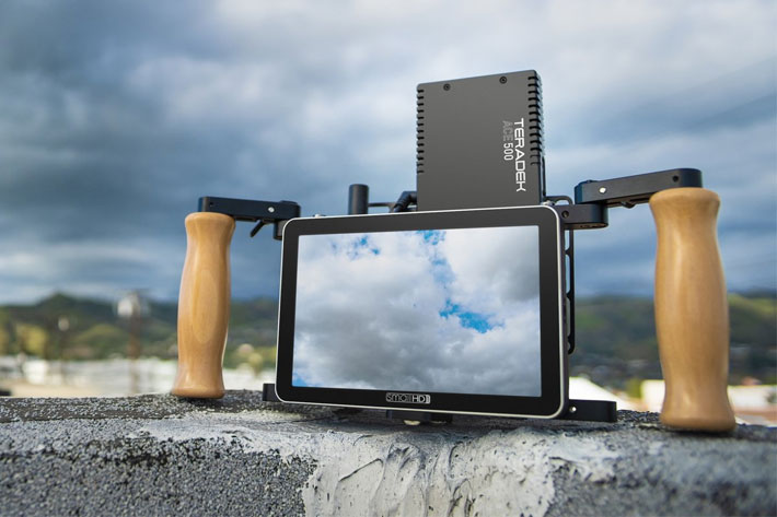 Teradek Ace 500 is an entry level wireless video system