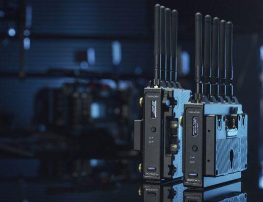 Teradek Bolt 4K: 4K HDR video transmission with zero latency