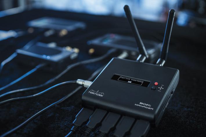 Teradek Bolt 10K for drone operators