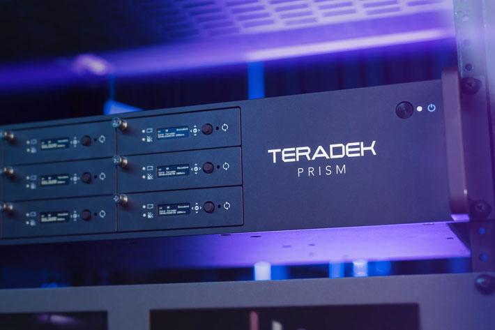 Bolt 4K MAX, Teradek's most advanced 4K HDR wireless video system 1