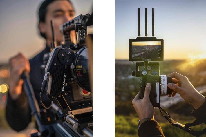 Teradek unveils next-gen wireless systems at NAB 2019