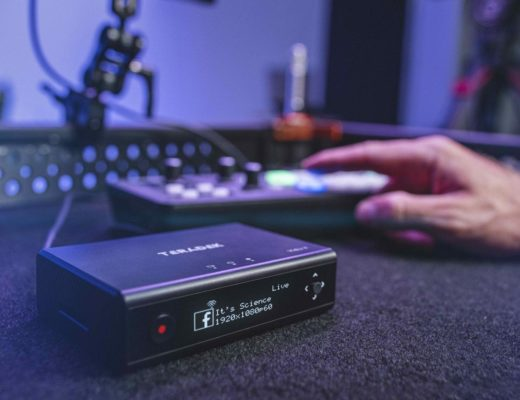 Teradek Vidiu X: an all-in-one hardware encoder