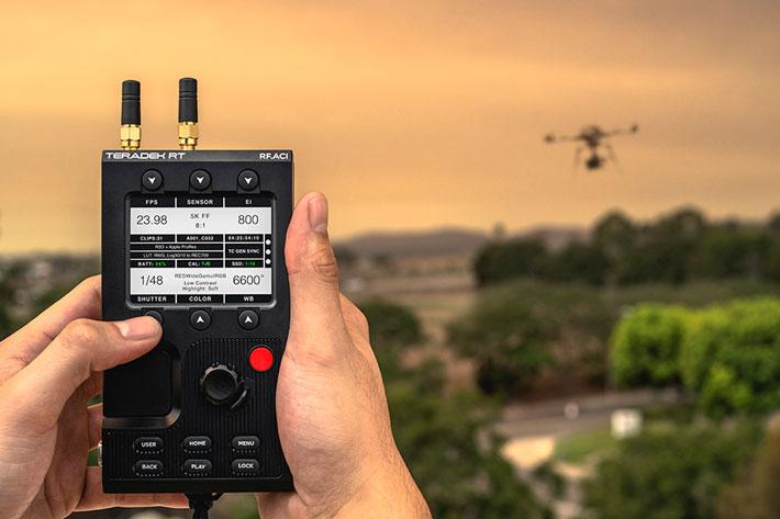 Teradek announces ACI, an intuitive interface for RED DSMC2
