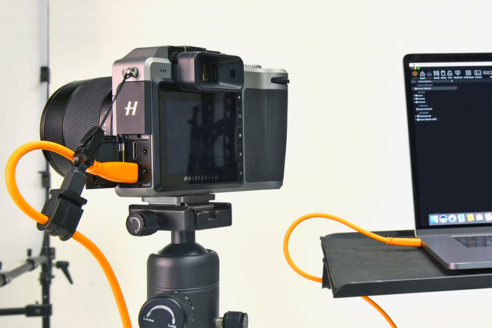 Shoot tethered with TetherPro USB-C cables
