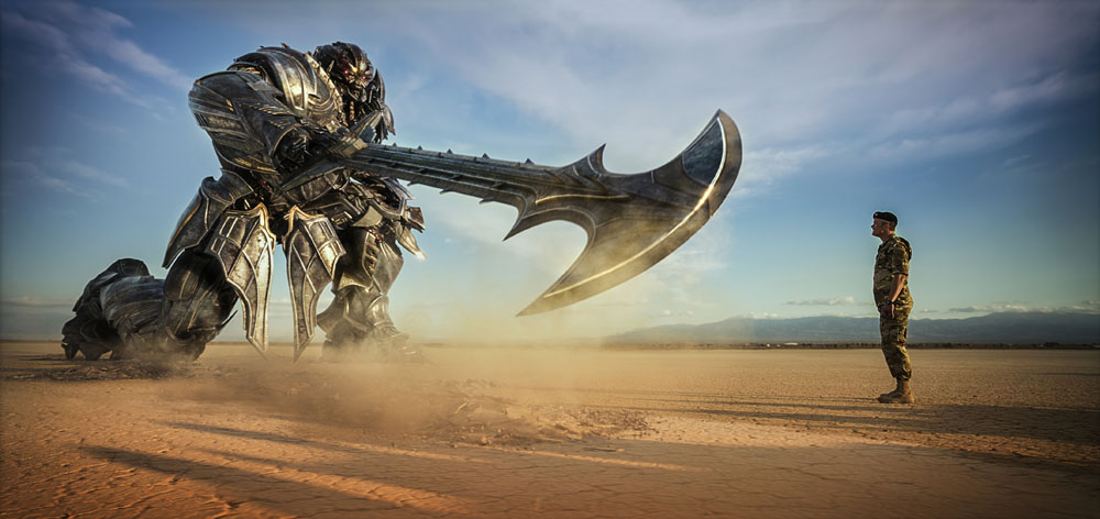 ART OF THE CUT with the editing team for Transformers: The Last Knight 24