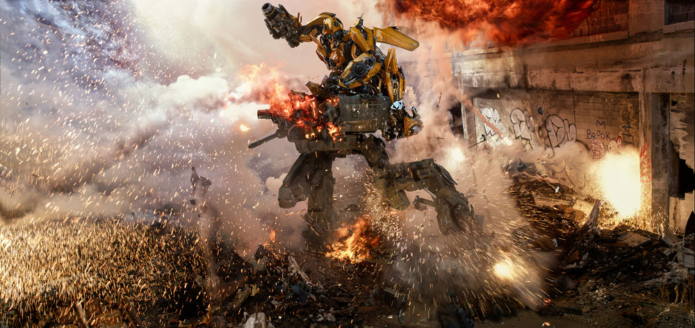 ART OF THE CUT with the editing team for Transformers: The Last Knight 19
