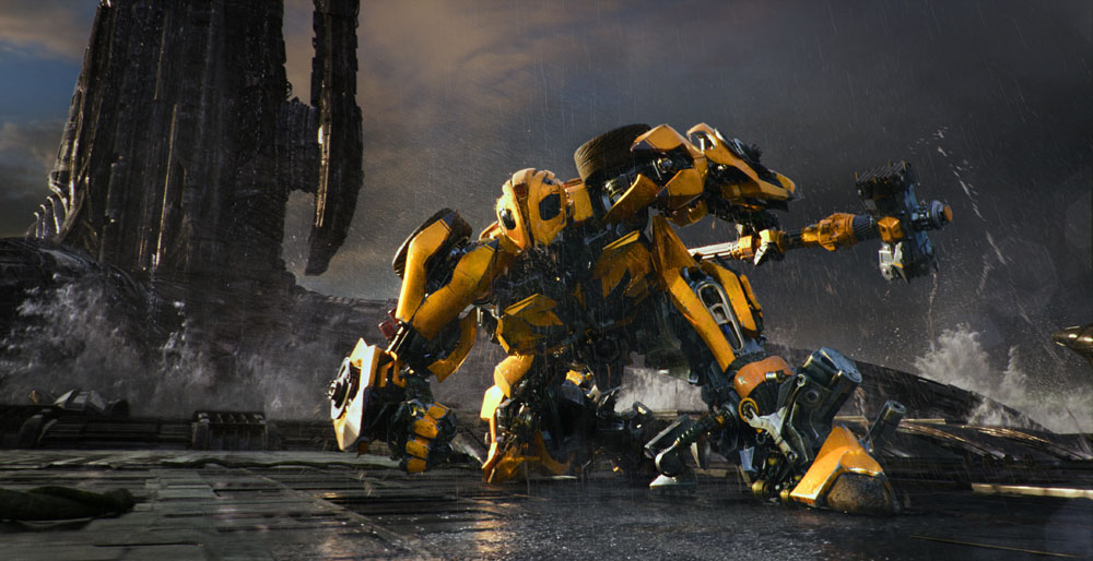 ART OF THE CUT with the editing team for Transformers: The Last Knight 15