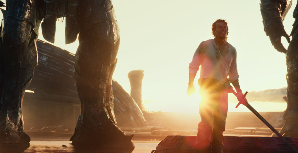 ART OF THE CUT with the editing team for Transformers: The Last Knight 8