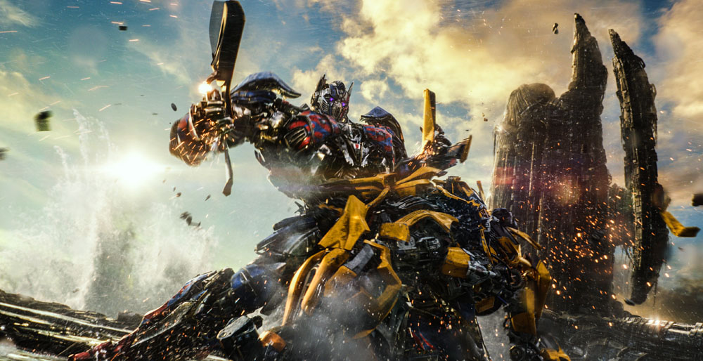 ART OF THE CUT with the editing team for Transformers: The