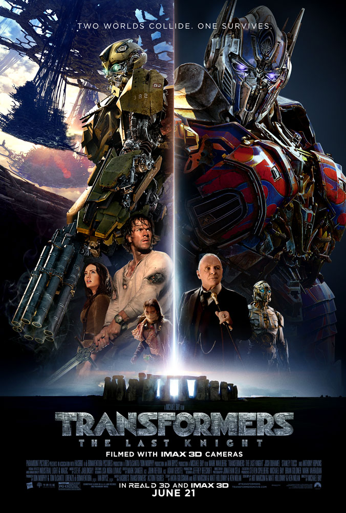 ART OF THE CUT with the editing team for Transformers: The Last Knight 3