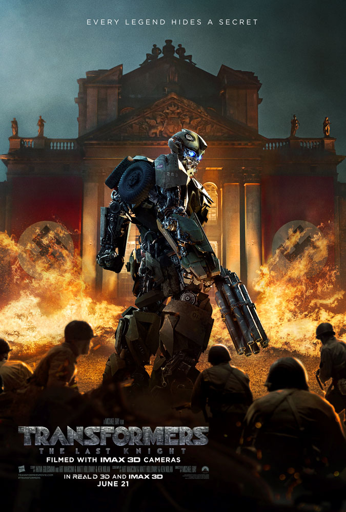 ART OF THE CUT with the editing team for Transformers: The Last Knight 2