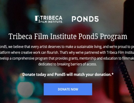 Create opportunities for emerging filmmakers is the goal of the partnership between Tribeca Film Institute and Pond5 now announced.