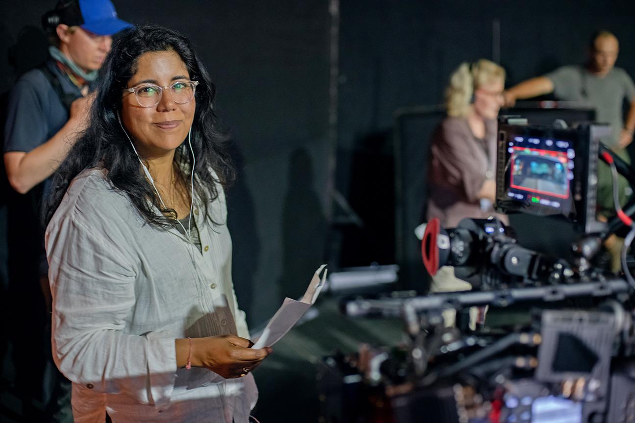 Director Nisha Ganatra