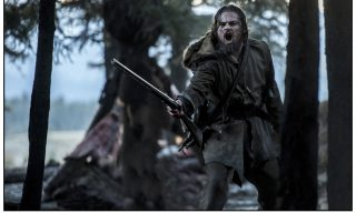 DF-02339R – Leonardo DiCaprio stars as legendary explorer Hugh Glass.