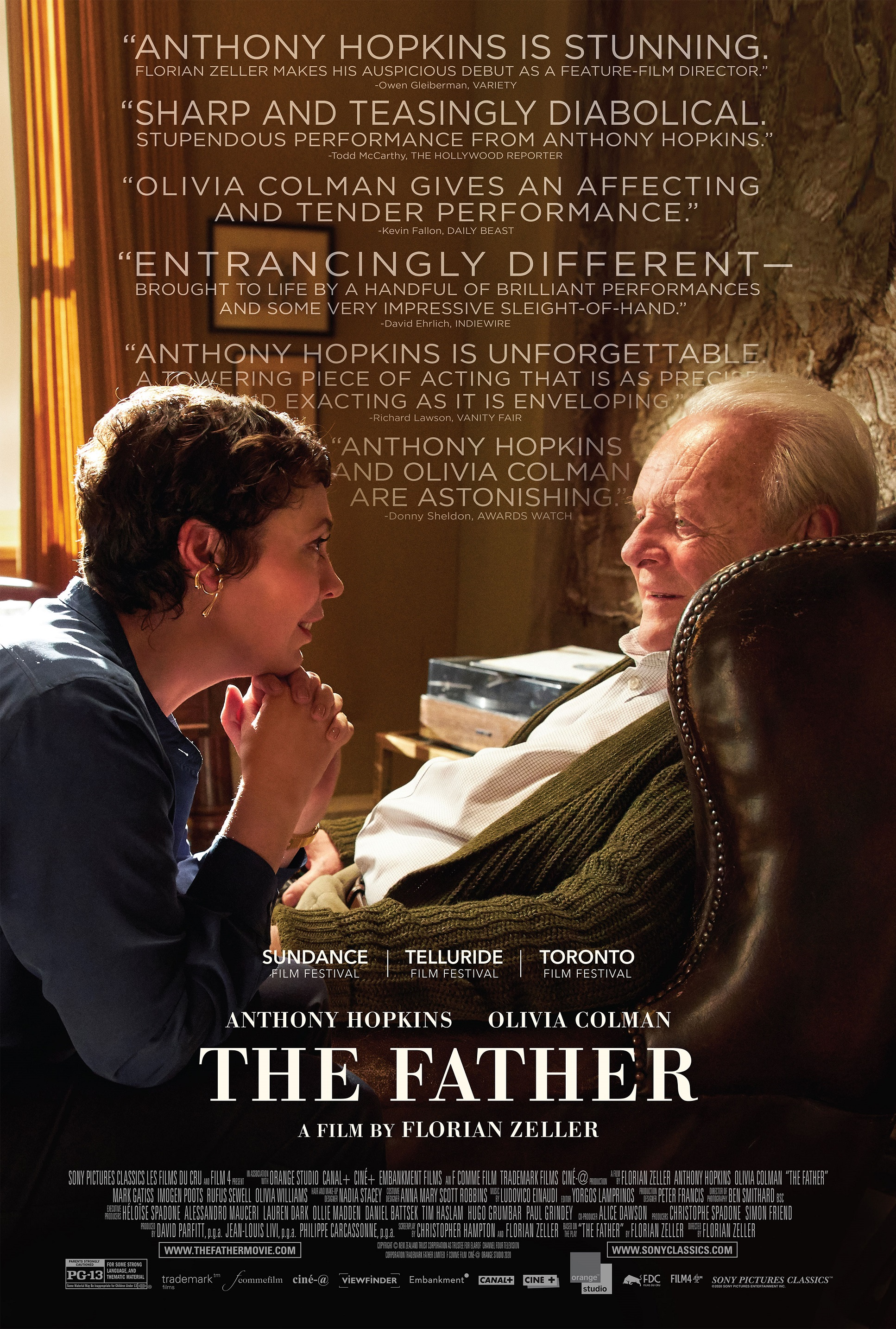 """ART OF THE CUT with Oscar Best Picture nominee """"The Father"""" 61"""