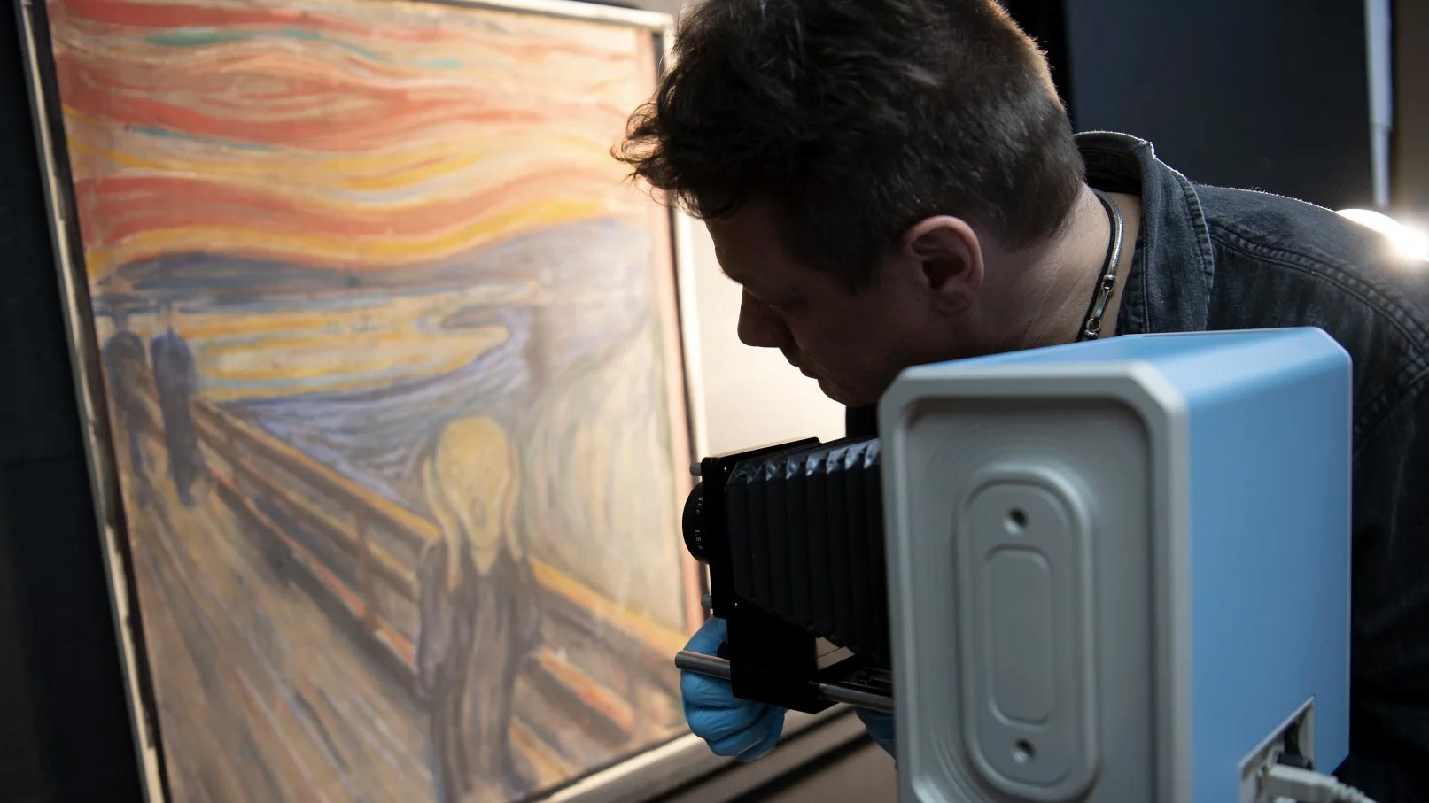 The Scream: a VR documentary inside a madman's painting
