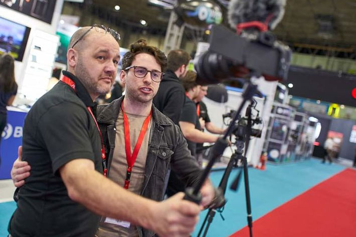 The Video Show:  more than 100 sessions exploring the future of the industry 1