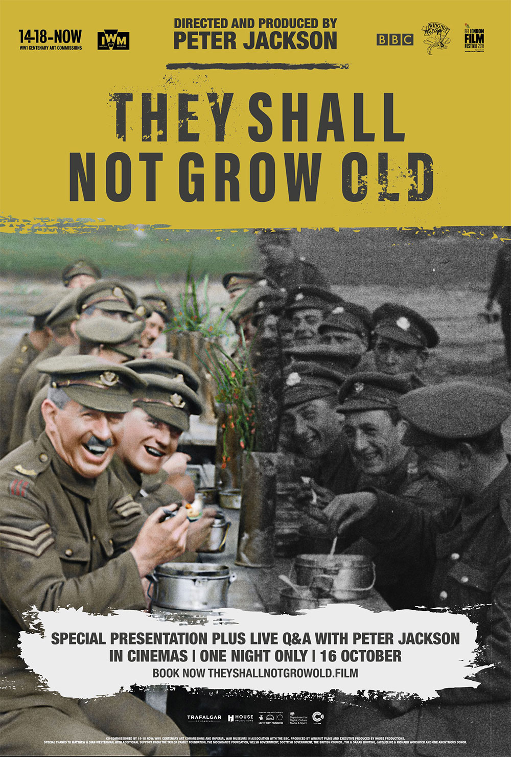 They Shall Not Grow Old documentary film to receive 2019 HPA Award 3