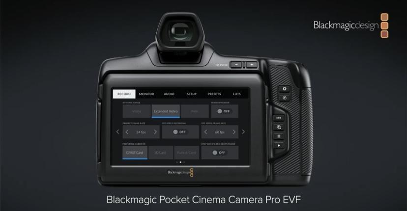 Pocket 6K Pro