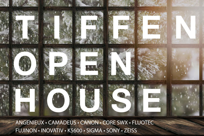Tiffen Company hosting Open House and wharehouse sale 1