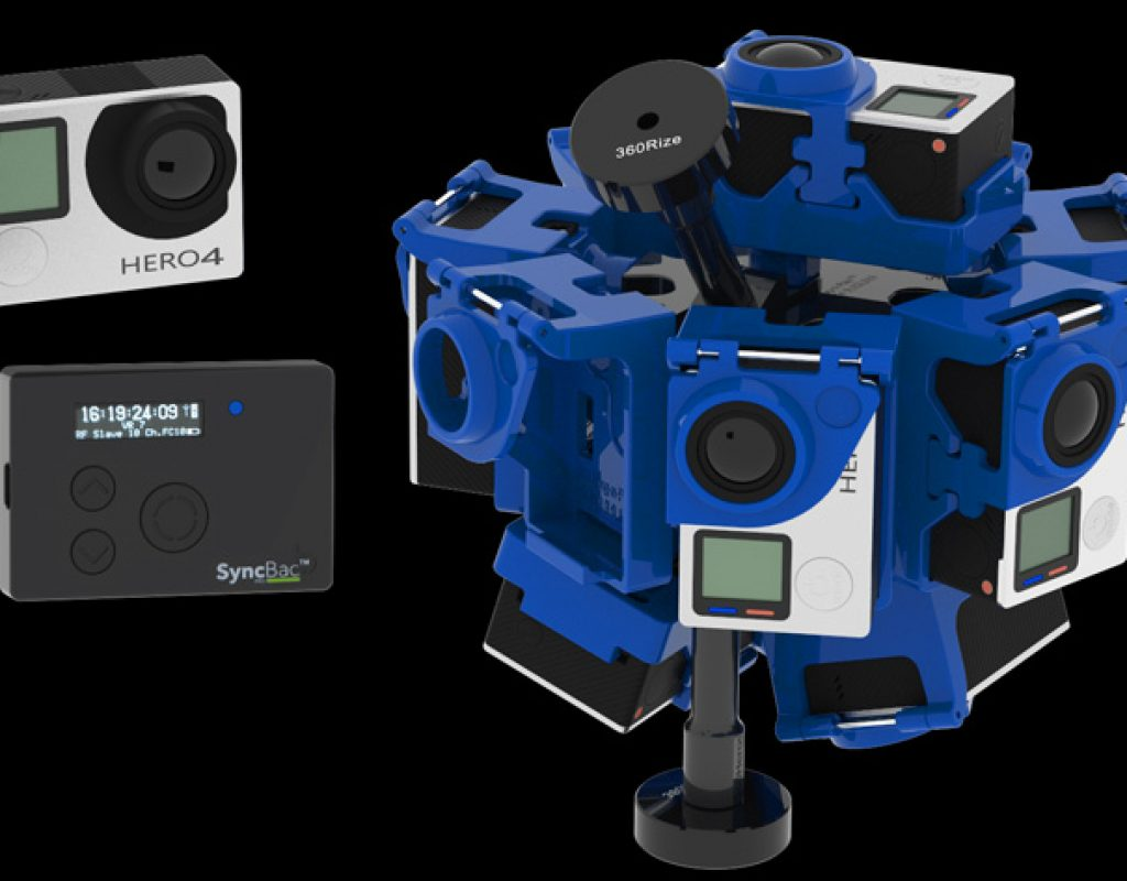 Timecode Systems takes VR to Cine Gear Expo 2017