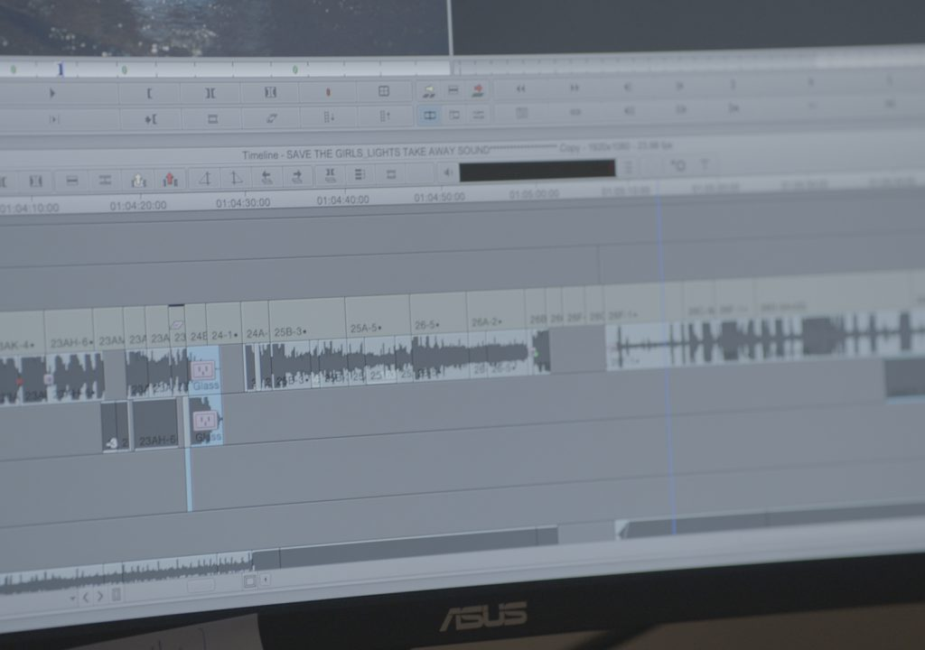 Pacing and Rhythm in Editing 1