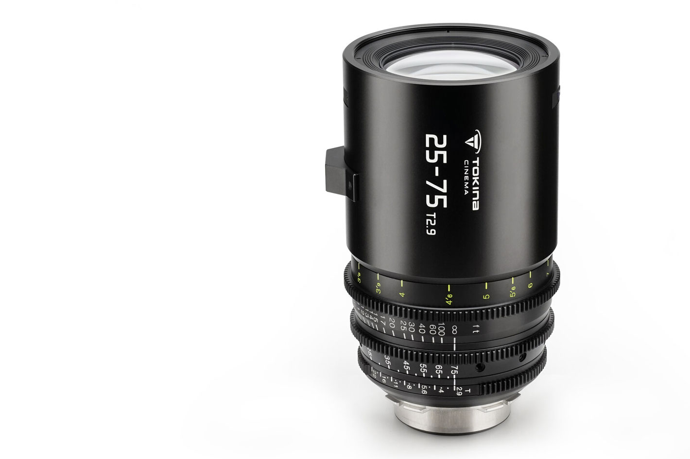 The all new Tokina Cinema 25-75mm T2.9 is finally coming