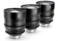 A Season of New Cinema Lenses for Filmmakers