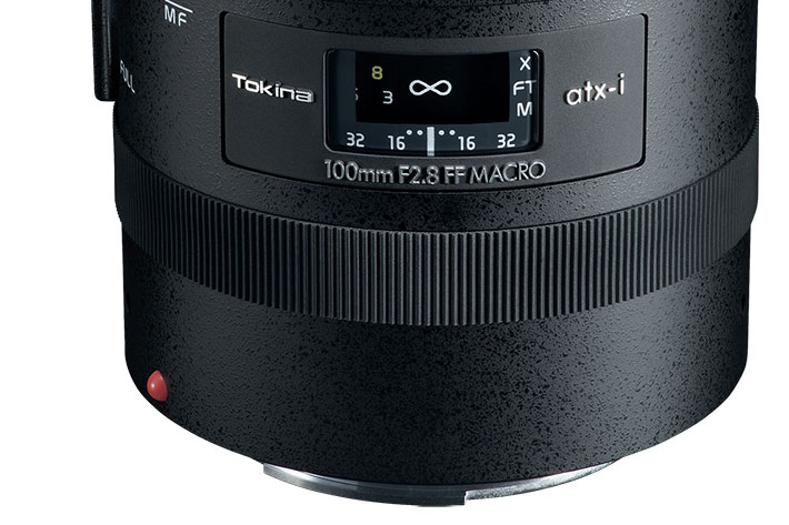 Tokina atx-i 100mm f/2.8 Macro FF: more than a macro lens for DSLRs