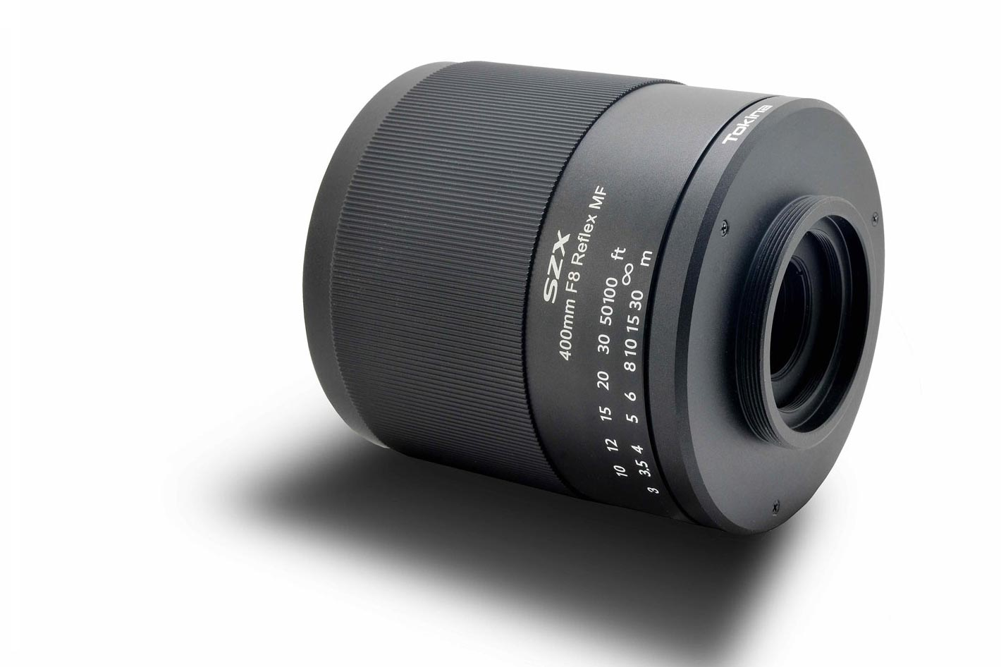 Tokina SZX SUPER TELE 400mm F8 Reflex MF, a new mirror lens