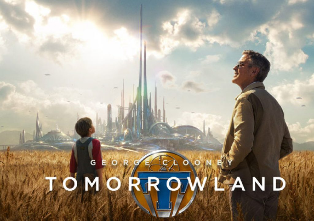 Disney's Tomorrowland: Realistic Environments On Stage 1