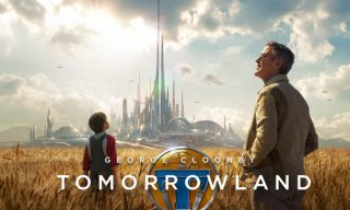 Disney's Tomorrowland: Realistic Environments On Stage
