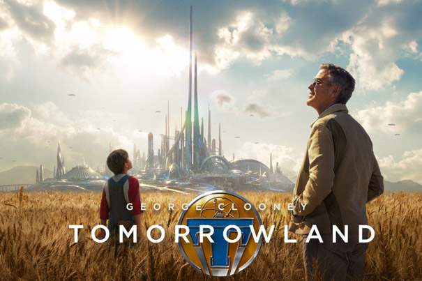 Disney's Tomorrowland: Realistic Environments On Stage 11