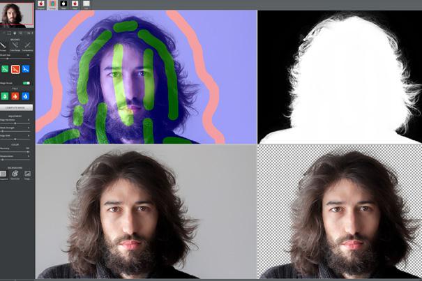 Topaz ReMask for Mac OS X 5.0.1 full