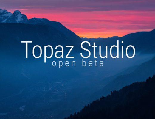 Topaz Studio: a new photo editor for 2017